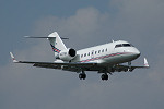 Photo of Untitled Canadair CL-600 Challenger 604 N127SR (cn 5358) at London Stansted Airport (STN) on 18th August 2005