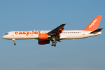 Photo of easyJet (opb Titan Airways) Boeing 757-256 G-ZAPX (cn 29309/936) at London Stansted Airport (STN) on 21st June 2010